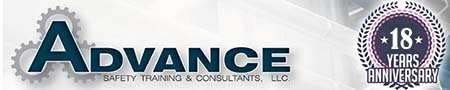Advance Safety Training and Consultants, LLC. Logo